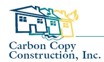 Carbon Copy Construction